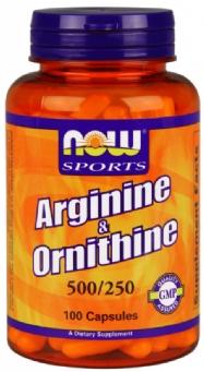 ארגינין + אורניטין